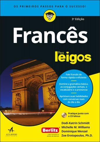 Francês Para Leigos 3Ed