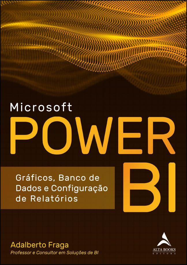 Frente de Capa - Microsoft Power BI