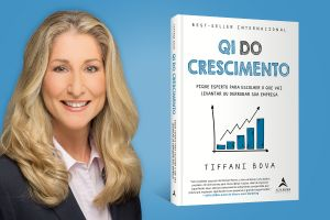 Entrevista com a autora Tiffani Bova do livro QI do Crescimento