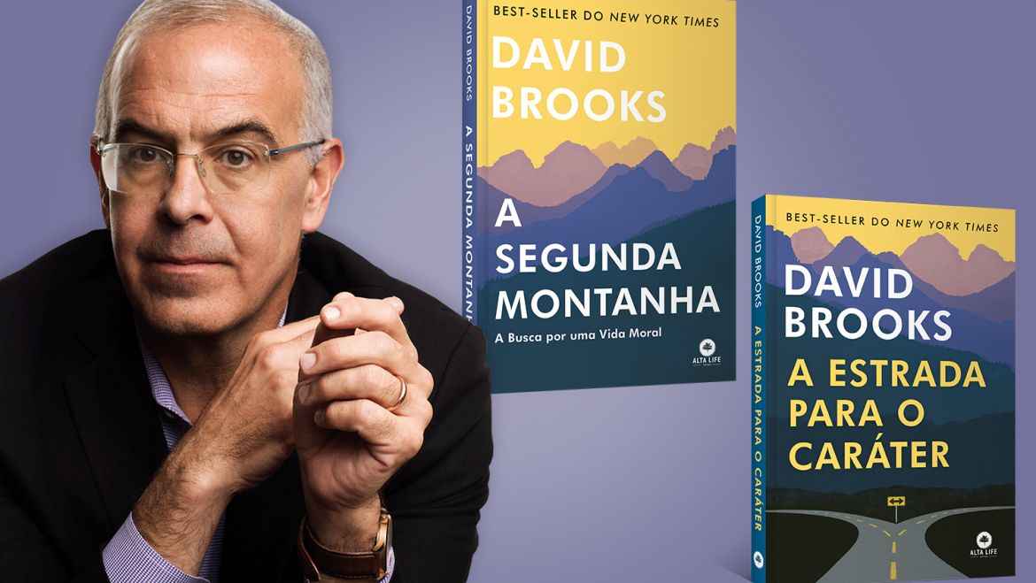 As duas montanhas de David Brooks