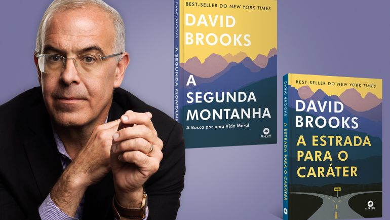 As duas montanhas de David Brooks